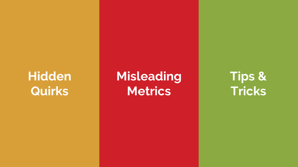 Everything You Didn't Know About Google Analytics – Measurefest